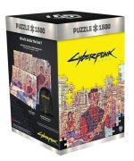 Hračka Puzzle Cyberpunk 2077 - Valentinos (Good Loot)