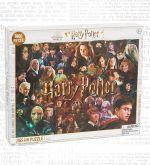 Hračka Puzzle Harry Potter - Movie Collage