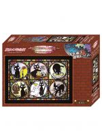 Stolní hra Puzzle Studio Ghibli - Doručovací služba čarodějky Kiki