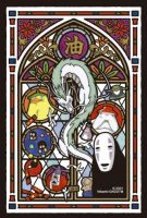 Stolní hra Puzzle Studio Ghibli - Spirited Away