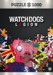 Puzzle Watch Dogs: Legion - Pig Mask (Good Loot)