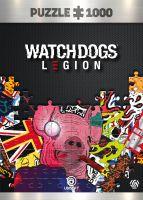 Hračka Puzzle Watch Dogs: Legion - Pig Mask (Good Loot)