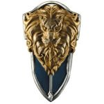 Hračka Replika štítu Warcraft Stormwind