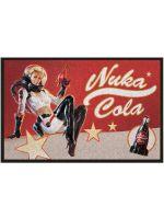 Rohožka Fallout - Nuka Cola Pin-Up (HRY)
