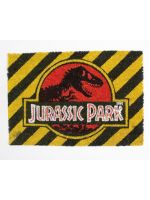 Hračka Rohožka Jurassic Park - Warning