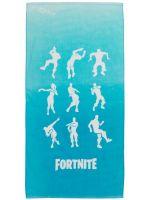 Uterák Fortnite - Tanečné pózy (tyrkysový)