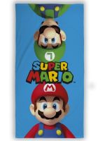 Uterák Super Mario - Mario a Luigi