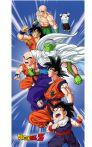 Ručník Dragon Ball Z - Heroes