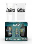 Sada sklenic Fallout 4: Vault-Tec