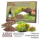 Hračka Sada Army Painter - Battlefield Basing Set