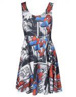 Herné oblečenie Šaty Marvel - Spider-Man (veľkosť XL)