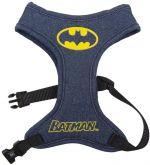 Široký postroj pre psa DC Comics - Batman (veľkosť XS/S) (HRY)