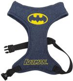 Hračka Široký postroj pro psa DC Comics - Batman (velikost XXS/XS)