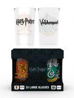 Poháre Harry Potter - Erby (set 2 ks) (HRY)