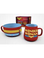 Raňajkový set DC Comics - Wonder Woman
