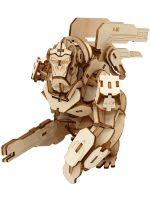 Stavebnica Overwatch - Winston (drevená)