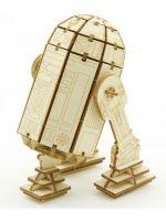 Stavebnica Star Wars - R2-D2 (drevená) (HRY)