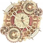 Stavebnica - Astronomické hodiny (drevená)