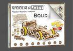 Stavebnice - Formule Bolid (drevená) (HRY)