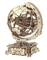Stavebnica - Globus (drevená) (HRY)