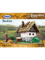 Stavebnica Kingdom Come: Deliverance - Němcův dům (BlueBrixx) (HRY)