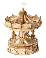 Hračka Stavebnice - Kolotoč (dřevěná)