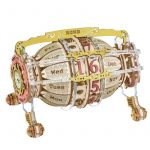 Stavebnica - Stolný mechanický kalendár (drevná) (HRY)