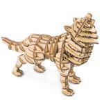 Stavebnica - Vlk (drevená) (HRY)
