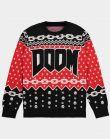 Svetr Doom - Logo (velikost XXL)