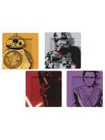 Taniere Star Wars - BB-8, Stormtrooper, Kylo Ren a Phasma (sada 4 kusov) (HRY)