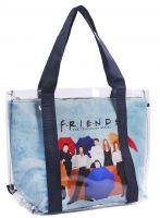 Hračka Taška Friends - Transparent