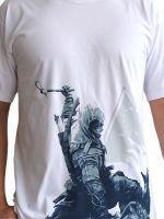 Herné oblečenie Tričko Assassins Creed 3 - Connor (veľkosť XL)
