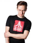 Herné tričko Tričko Atari - Logo (veľkosť L)