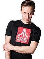 Herné tričko Tričko Atari - Logo (veľkosť XL)