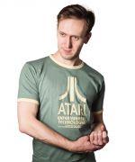 Herné oblečenie Tričko Atari - Vintage Logo (veľkosť L)
