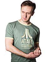 Herné tričko Tričko Atari - Vintage Logo (veľkosť XL)