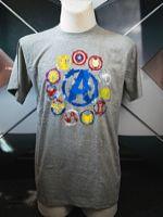 oblečení pro hráče Tričko Avengers: Endgame - Icons (velikost XL)