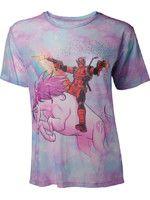 oblečení pro hráče Tričko dámské Deadpool - Sublimation Mesh (velikost L)
