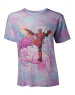 Tričko dámské Deadpool - Sublimation Mesh (veľkosť