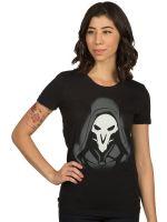 Herné tričko Tričko dámske Overwatch - Remorseless (americká veľ. M/európska L)