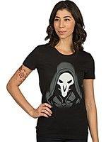 Herné oblečenie Tričko dámske Overwatch - Remorseless (americká veľ. XL/európska XXL)