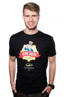 Herné tričko Tričko Fallout 76 - Vault 76 Poster (čierne, veľkosť L)
