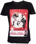 oblečení pro hráče Tričko Fallout - Nuka Cola (velikost M)