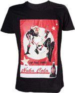oblečení pro hráče Tričko Fallout - Nuka Cola (velikost XL)