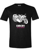 oblečení pro hráče Tričko Far Cry: New Dawn - Side Car (velikost XL)