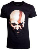 Tričko God of War - Kratos Face (veľkosť L) (TRIKO)
