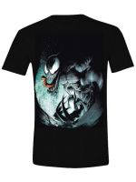 oblečení pro hráče Tričko Marvel - Venom Angry (velikost XXL)