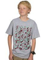 Tričko Minecraft - Orthocraft (americká detská veľ. M/európska L)
