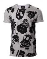oblečení pro hráče Tričko Nintendo - Nappy (velikost XL)