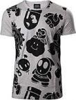 oblečení pro hráče Tričko Nintendo - Nappy (velikost XXL)